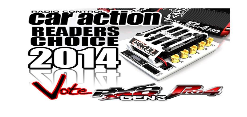 2014 Rc Car Action Reader S Choice Awards Tekin