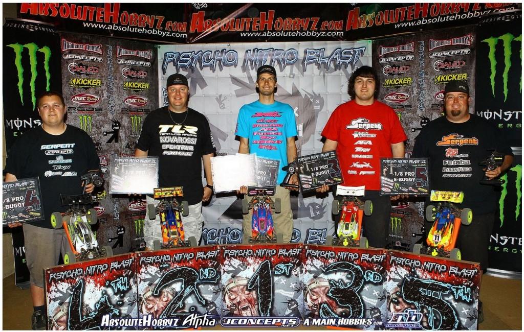 L-R: Max Flurer(Tekin),Adam Drake(Tekin),Ryan Lutz(Tekin),Joe Bornhost(Tekin), Mike Truhe pic courtesy of Neobuggy