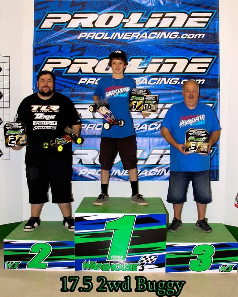 17.5 podium proline