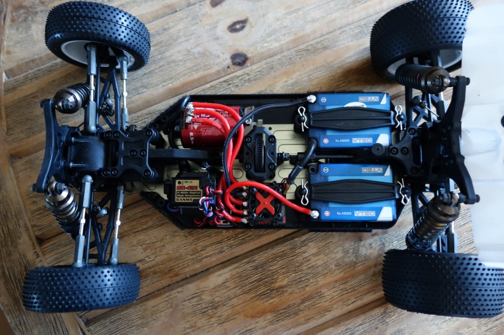 RSX at home in the Kyosho Zx6.