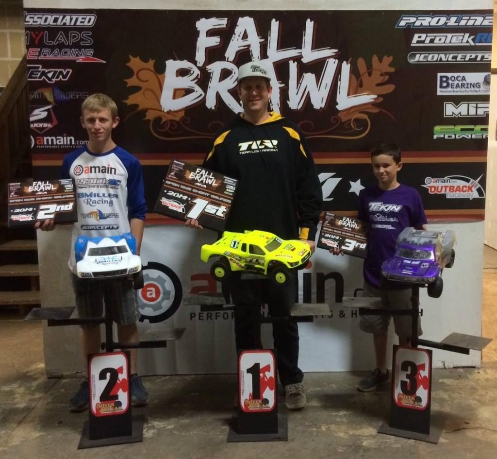 L 2 R: Kyle Layton, Jason Moberly, Drew Lorenzo