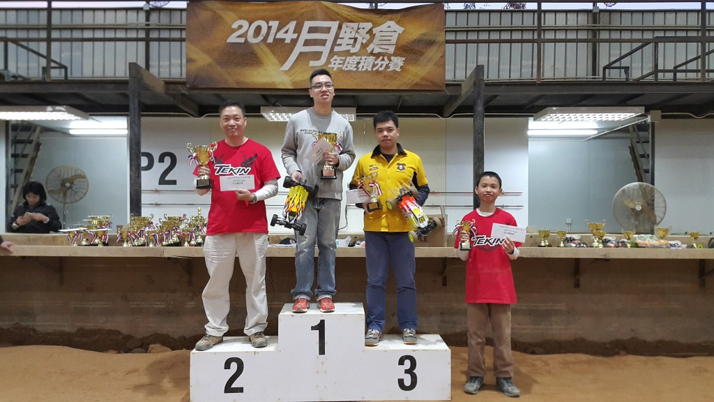1-10 4wd buggy series year 2014 top 4