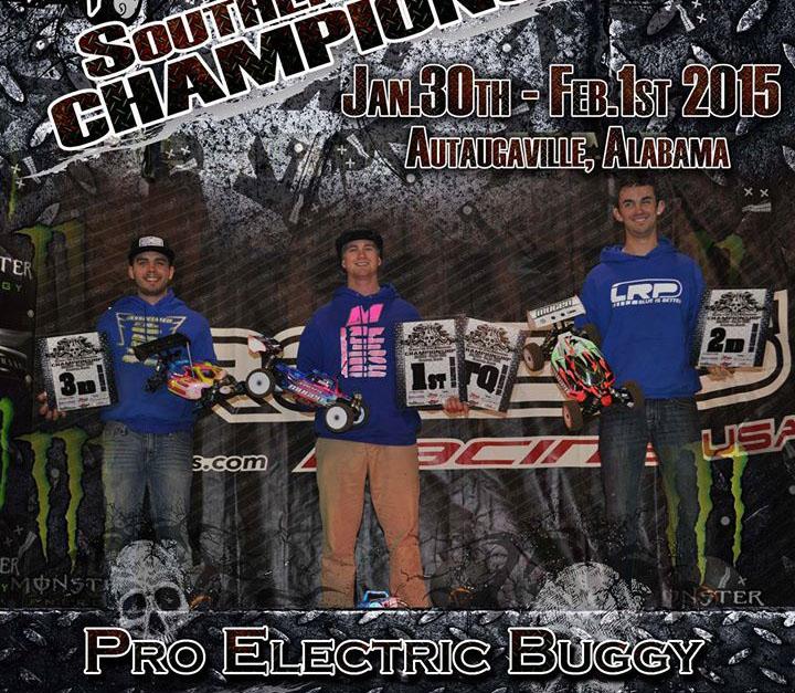 2015 SIC Pro EBuggy Podium