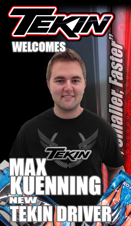 Max K Meet the Team