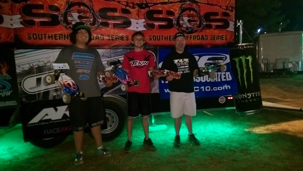 SOS Series RD1  E Buggy