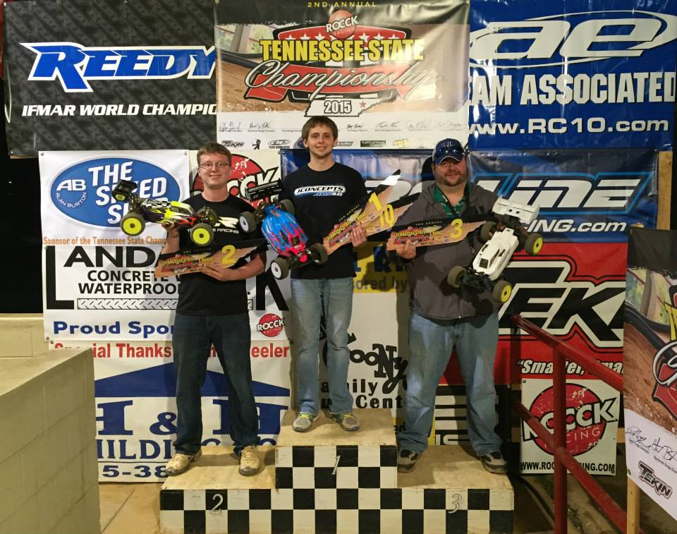 TN State Champs Pro E-buggy