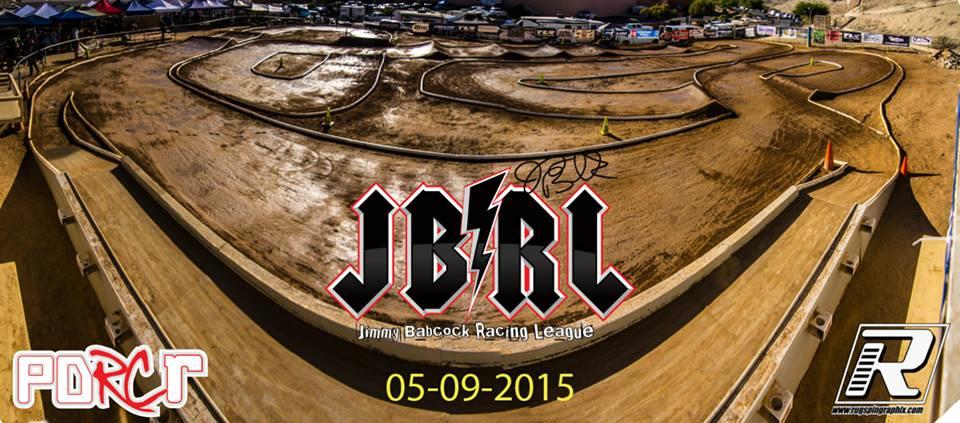 JBRL RD2 Track