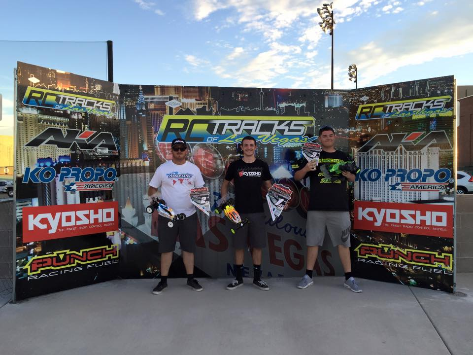 Tekin Hits The Jackpot At The Nv State Champs Tekin