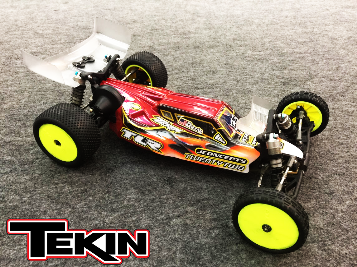 TekinTD JR Mitch Chassis