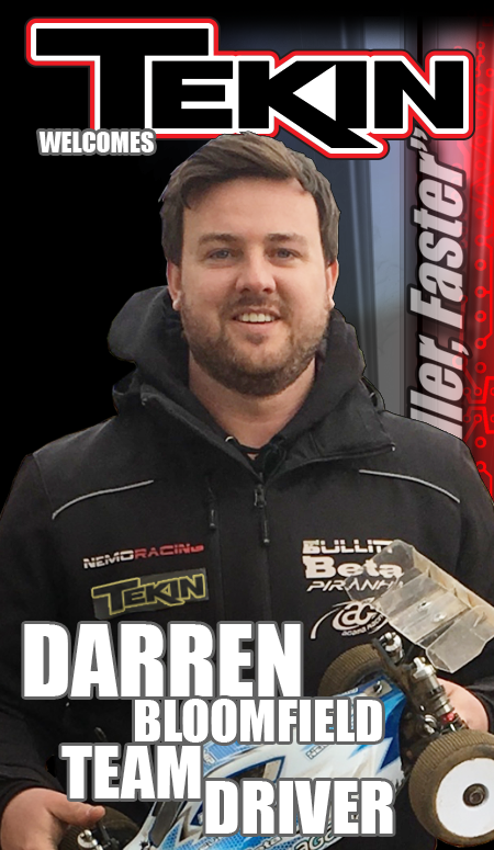 Tekin TD DarrenB 4282016