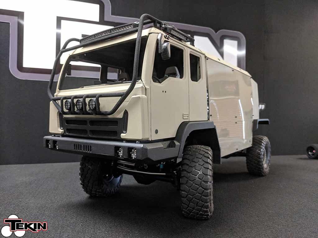 Tekin M-55 Rally Truck Build – Tekin – Smaller, Smarter, Faster!
