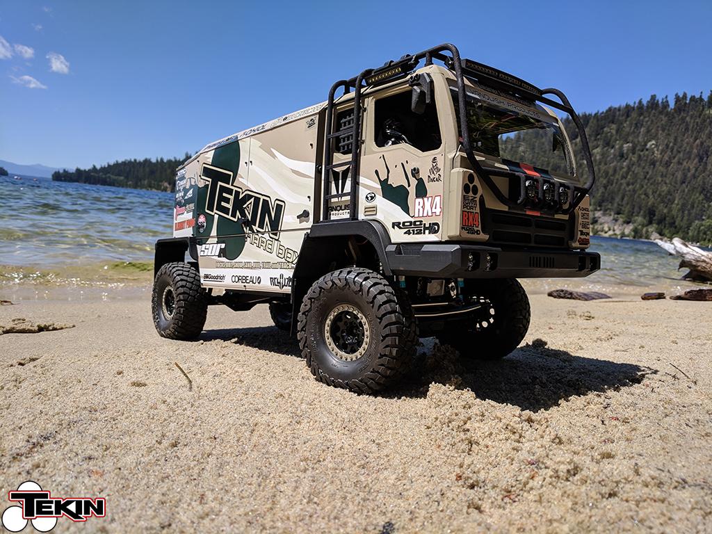 How To Make Your Car Faster >> Tekin M-55 Rally Truck Build – Tekin – Smaller, Smarter ...